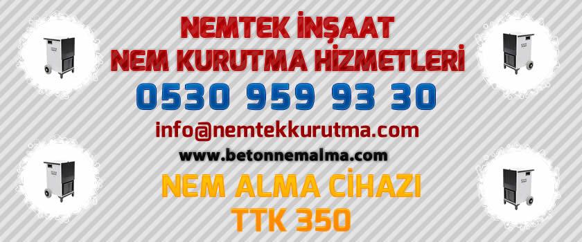 Nem Alma Cihazı TTK 350